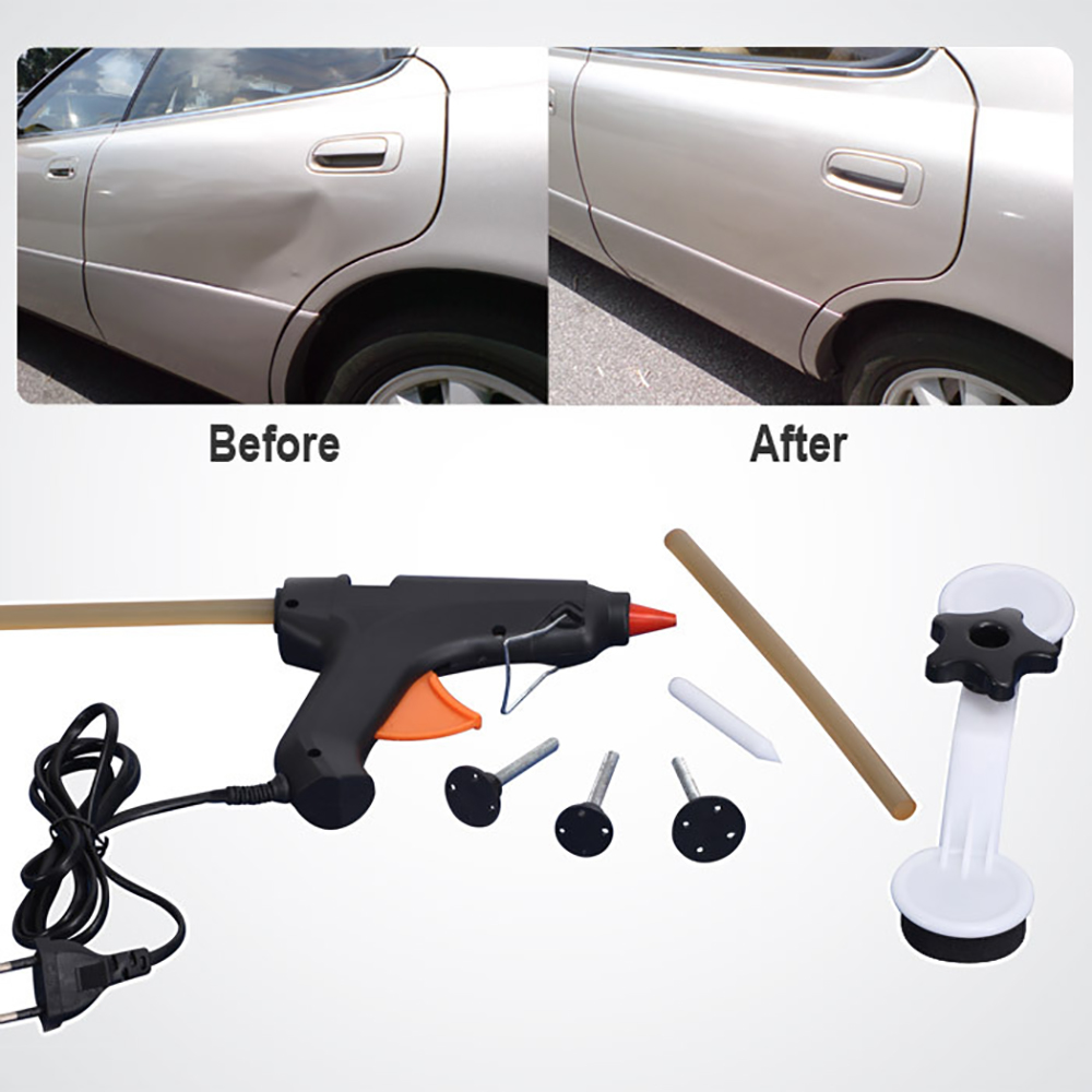 Larath автомобильный инструмент для ремонта автомобиля для укладки покрытия ремонт повреждений Pops Дент удаления ремонта Ding Инструменты компл...