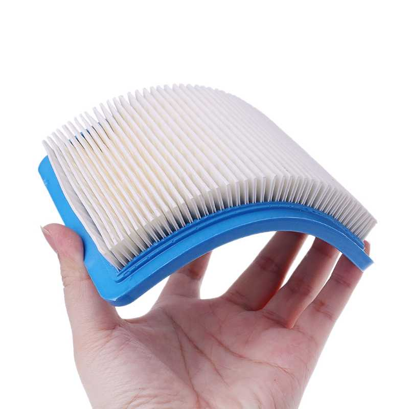 Square Air Filter Cleaner For Briggs Stratton 491588 491588S 399959 Lawn Mower