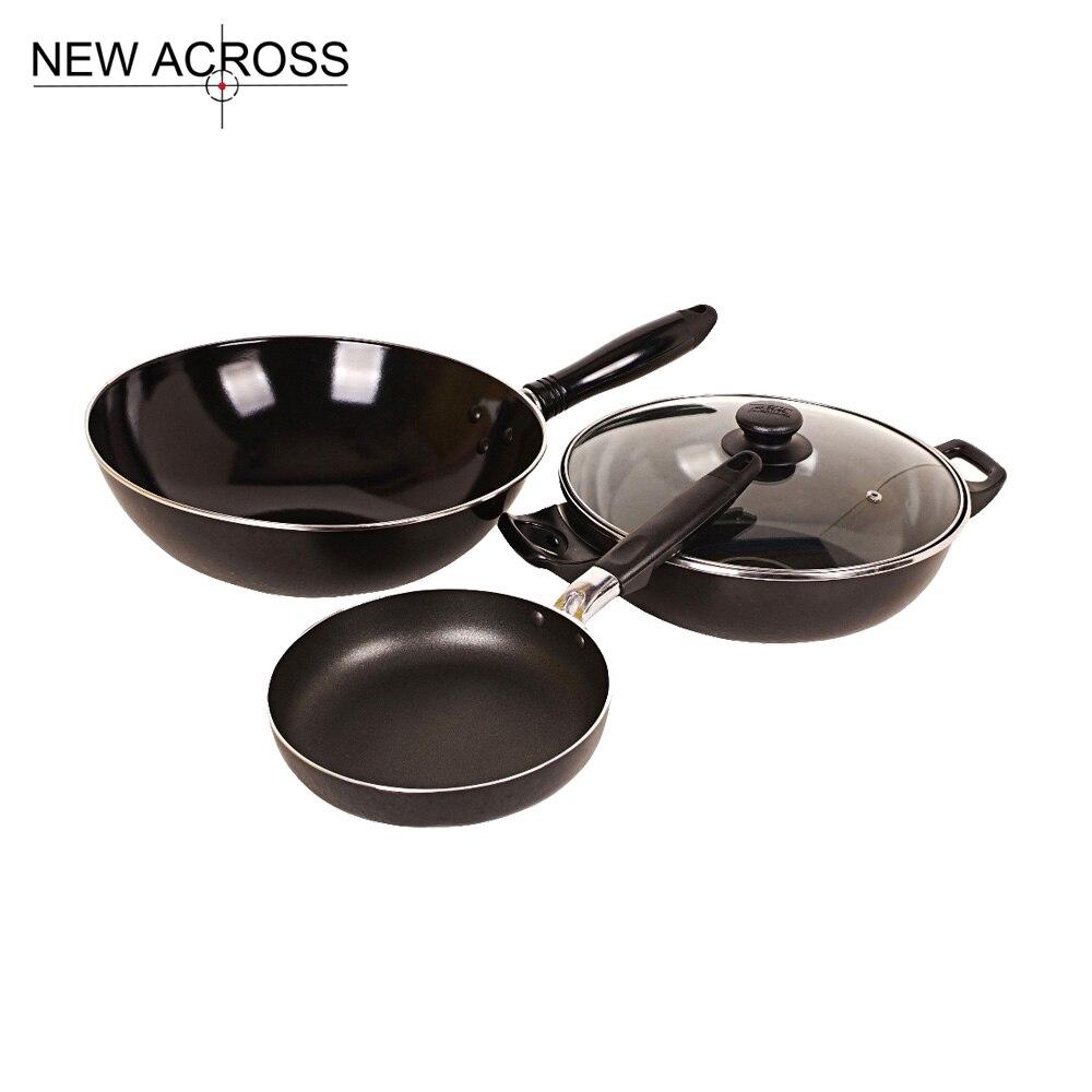 Online kopen wholesale zwart wok uit china zwart wok groothandel ...