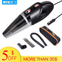Car Vacuum Cleaner 12V 106W Wet Dry Use Vacuum Cleaner For Car Portable Car Handheld Vacuum Cleaner 16.4 FT 5M Power Cord Length