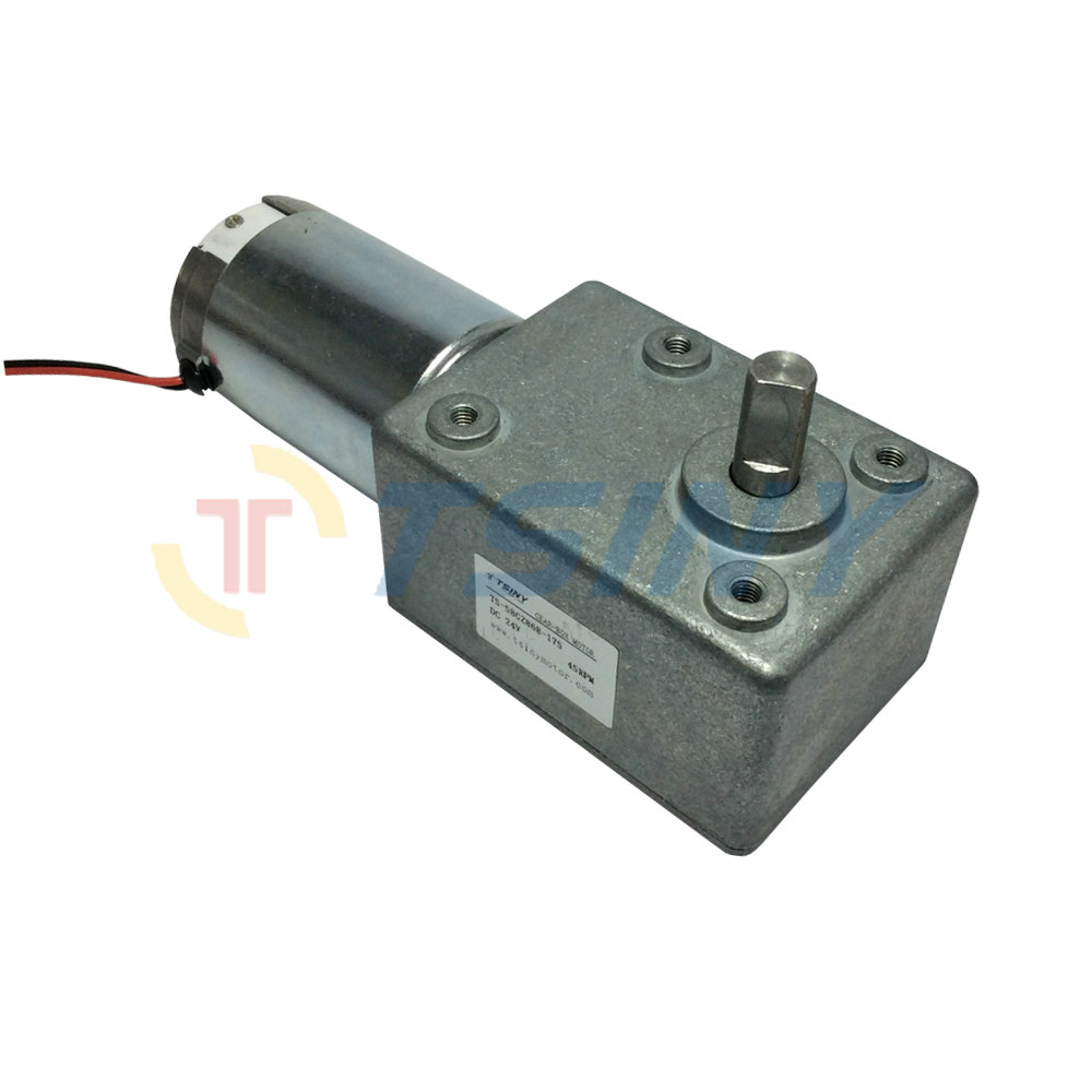 Buy Dc Electric Worm Gearbox Reducer