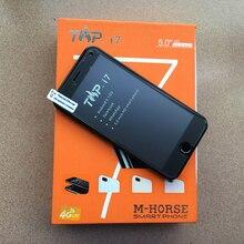 Оригинальный M-HORSE TOPI7 смартфон 5.0 дюймов SC7731 Quad Core Android 5.1 3 г GPS 512 М Оперативная память 4 г Встроенная память 5.0MP 1280×720 дешевые телефона