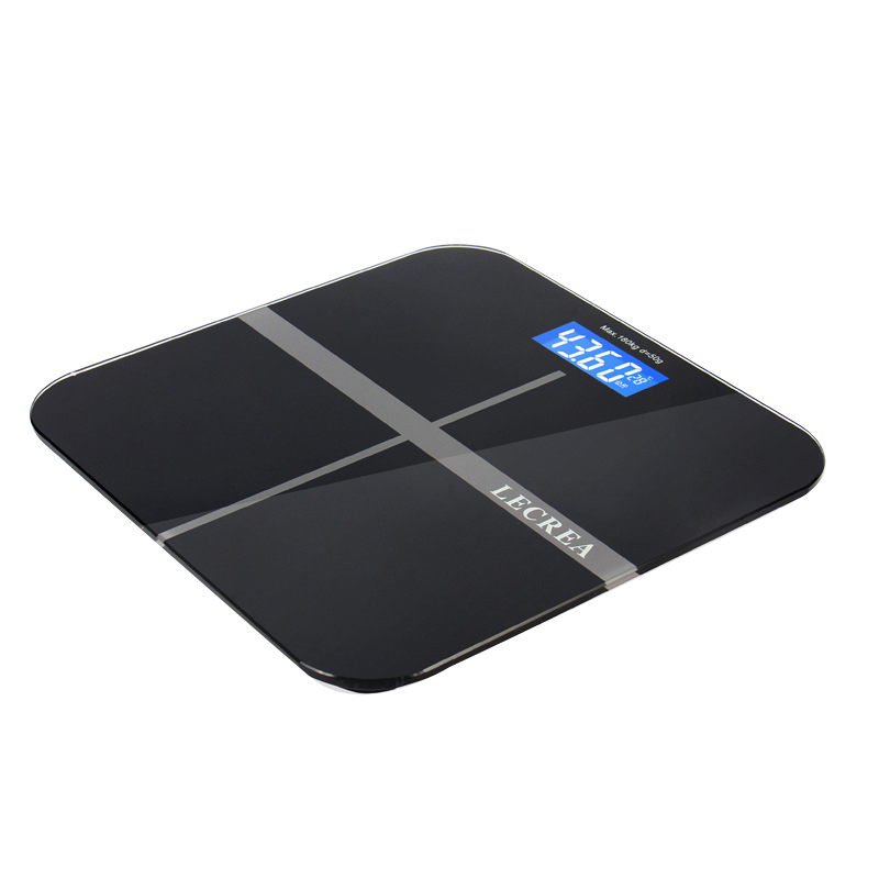 Urijk Weighing Scale floor scales household electronic Body bariatric LCD display SH-368 colene l coldwell prentice hall mous test preparation guide for powerpoint 2000