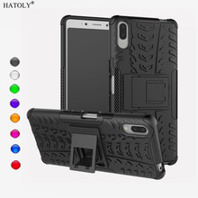 For Sony Xperia L3 Case Back Cover For Sony Xperia L3 Silicone Plastic Armor Case Bumper Capa Funda Phone Case For Sony L3 стоимость