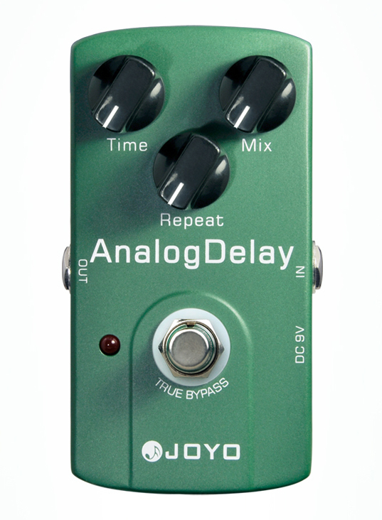 JOYO JF-33 Guitar Effects Pedals, Analog Delay/ True bypass design/wholesale аксессуары для гитары ultimate jf 02 joyo jf 02