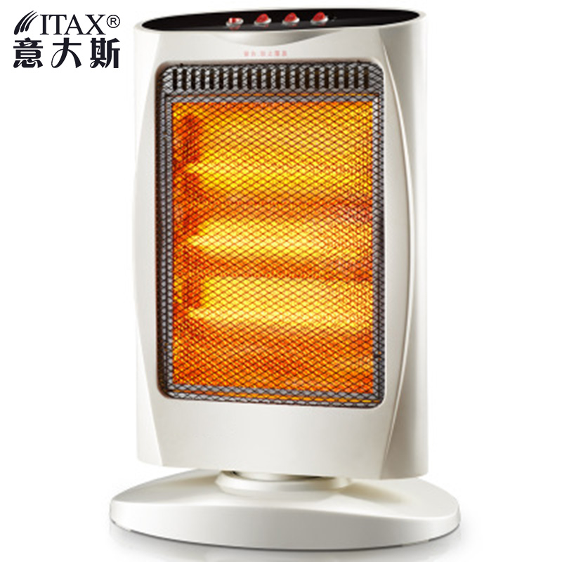 ITAS2128 The electric heater USES electric heaters like warm sun warm fan drying clothes and household fans home fan Warm fan nothing like the sun rei