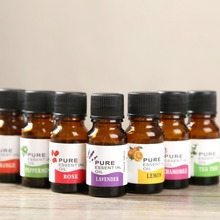 Natural Plant Flowers Essential Oil Natural Therapeutic Grad