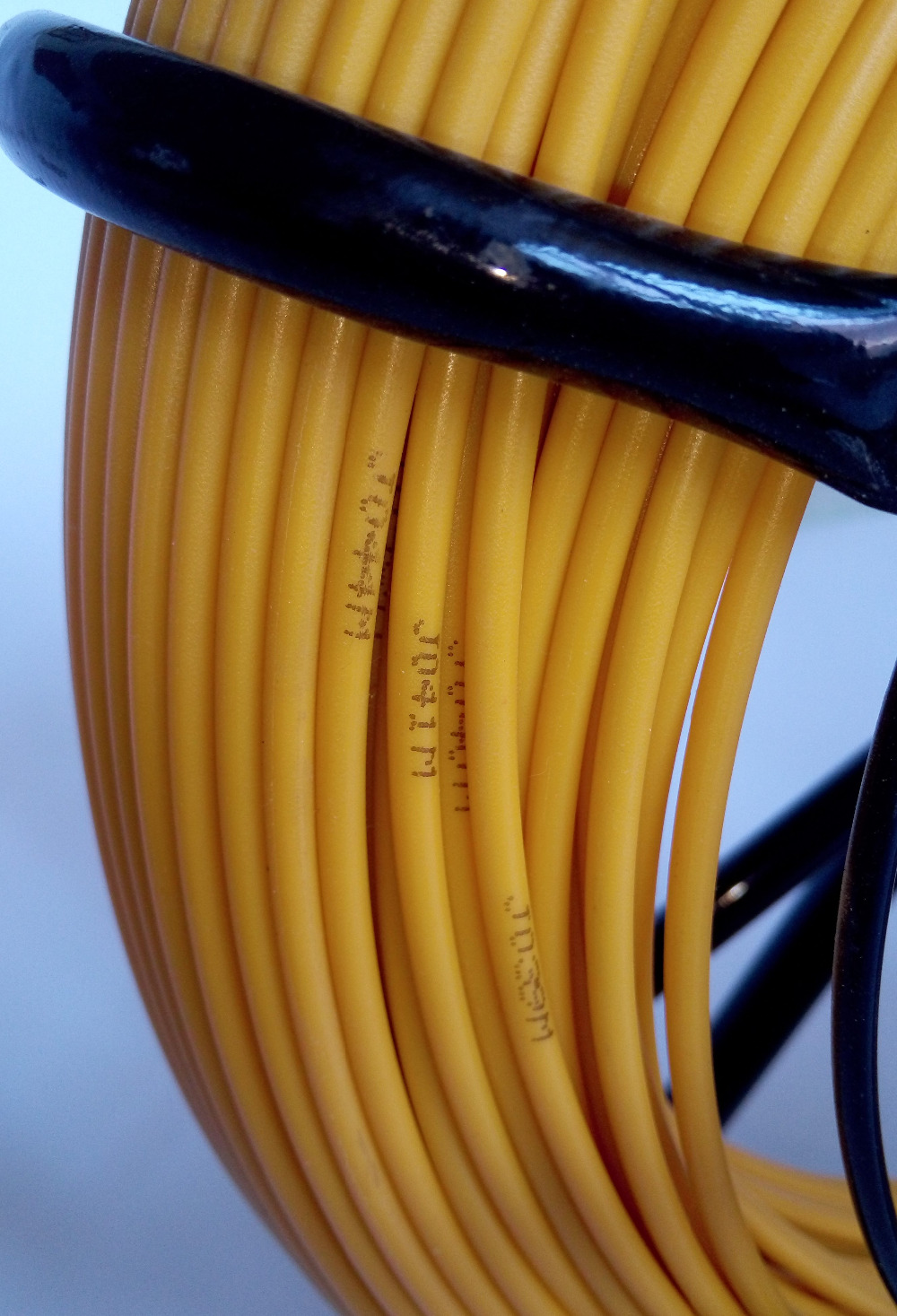 Asta di spinta push pull in fibra di vetro da 4,5 mm 100 metri con - Set di attrezzi - Fotografia 2