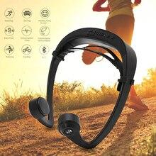 V9 bone conducción bluetooth 4.2 headset deportes auriculares del gancho del oído con micrófono diadema ajustable para android ios smartphone