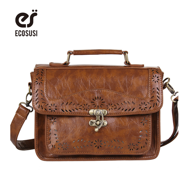 ecosusi new vintage rugged leather full grain leather men's and