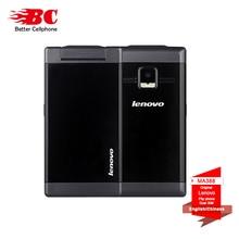"3.5 ""Original Lenovo MA388 GSM Teléfono Celular 480×320 FM MP3 teléfono Dual Espera Dual de la Tarjeta SIM $ number MP Cámara Bluetooth Teléfono Celular Viejo"