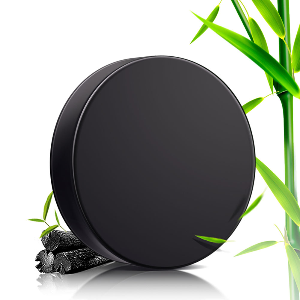 Smooth Soap Handmade Washing Face Cleansing Skin Care Multifunctional Activated Charcoal Crystals Anti Bacterial Bath
