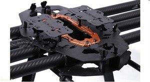 Image 4 - T18 Fotografia Aerea 25 millimetri In Fibra di Carbonio Protezione Delle Piante UAV TL18T00 Octocopter Telaio 1270 MILLIMETRI FPV F08167