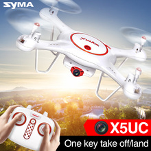 Professional Syma X5UC 4CH Quadrocopter RC Drone 2.4G Remote Control Drone with HD Camera RC Helicopter with Original Box