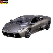 Bburago 1:24 Lamborghini Assembled car manufacturer authorized simulation alloy car model crafts decoration collection toy tools цены