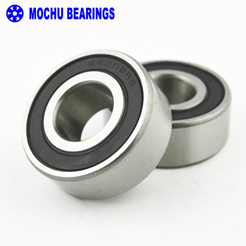 30mm OD 42mm Width 7mm 61806-2RS1 Radial Ball Bearing Double Sealed Bore Dia