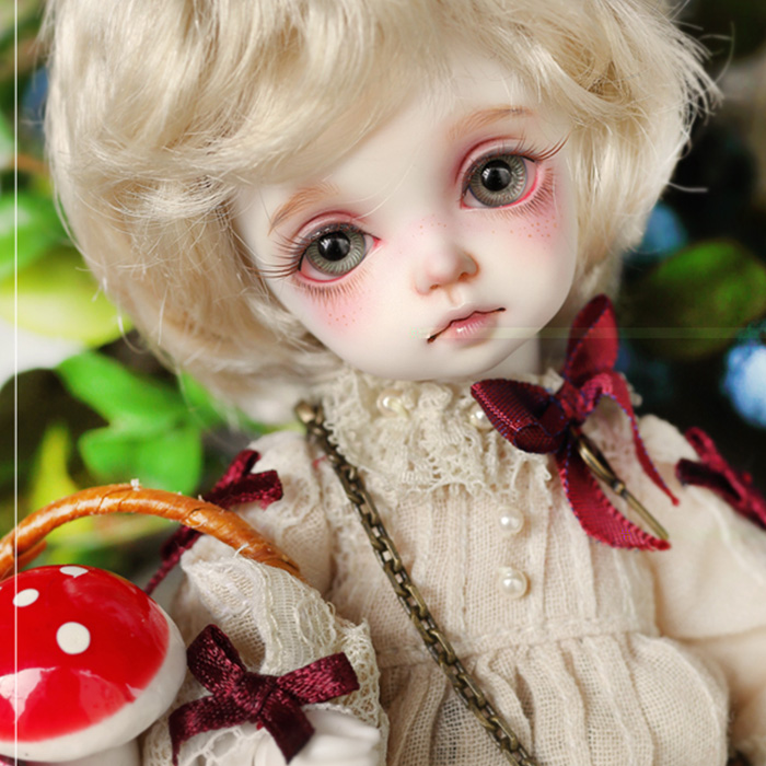 Rosenlied RL Miu bjd sd doll 1/8 body model boys or girls bjd doll oueneifs High Quality resin toys free eye beads makeup shop uncle 1 3 1 4 1 6 doll accessories for bjd sd bjd eyelashes for doll 1 pair tx 03