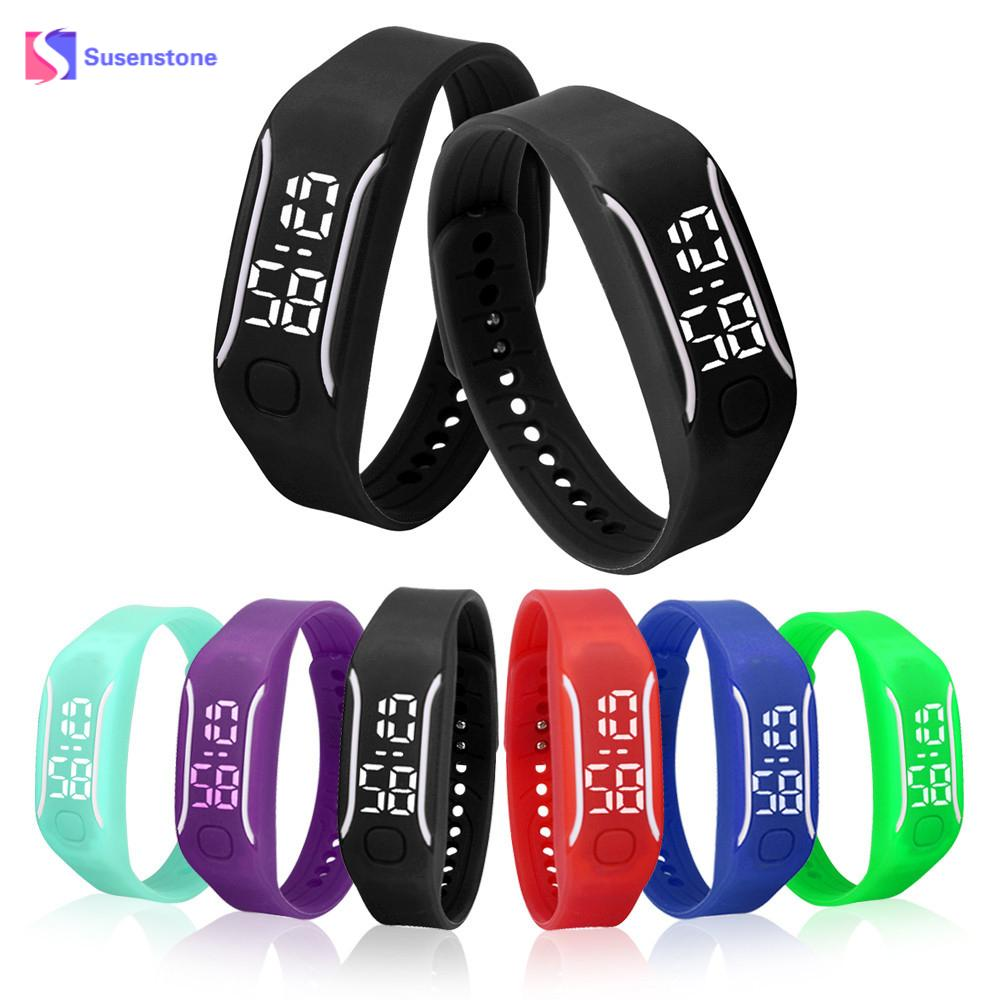 Fashion Brand Sports Quartz Wristwatches LED Sports Running Watch Date Rubber Bracelet Digital LED Boys Sport Wrist Watch Clock criancas relogio 2017 colorful boys girls students digital lcd wrist watch boys girls electronic digital wrist sport watch 2 2