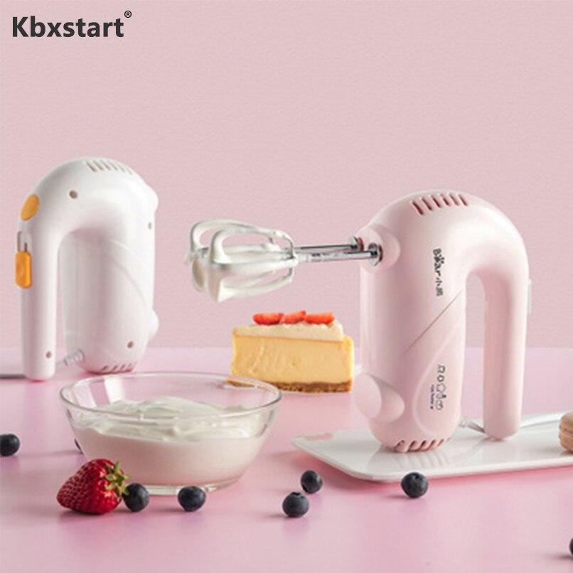 Kbxstart multifonction mélangeur de nourriture de poche mélangeur batteur à oeufs cuisson fouettage crème Milkshake Machine maison cuisine 220 V