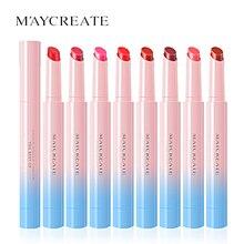 MayCreat Original Lipstick Sexy Long Lasting Waterproof Flower Lipstick Matte Pencils Moisturizer Lips Makeup Set Lip Lipsticks