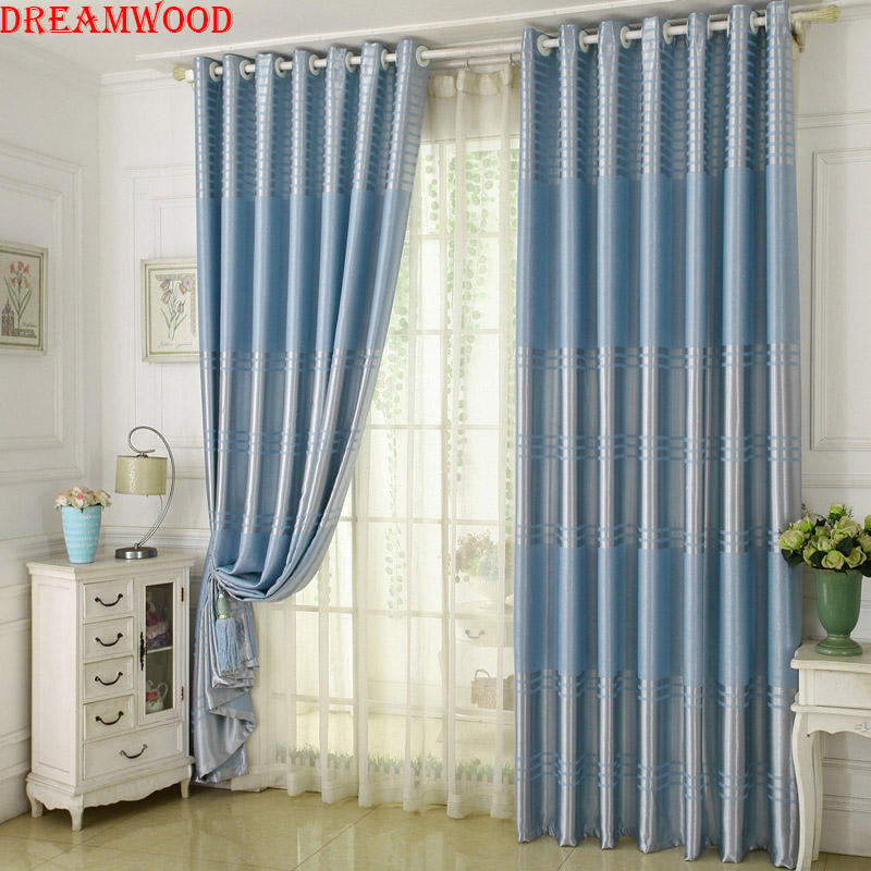 Dreamwood High Quality 100% Polyester Striped Blackout Living room Window Curtains Be Customized Eco-Friendly Bedroom CurtainDreamwood High Quality 100% Polyester Striped Blackout Living room Window Curtains Be Customized Eco-Friendly Bedroom Curtain