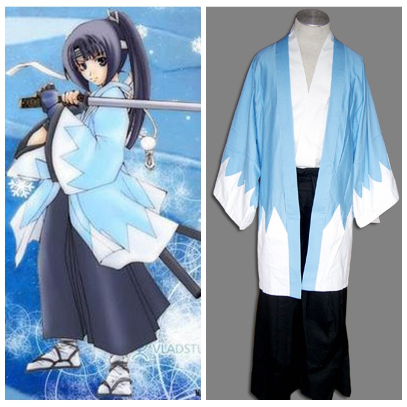 popular shinsengumi uniform