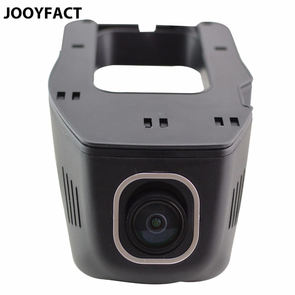 JOOYFACT A1 Car DVR DVRs Registrator Dash Cam cámara Digital Video Recorder videocámara 1080 p noche versión 96658 IMX 322 wiFi