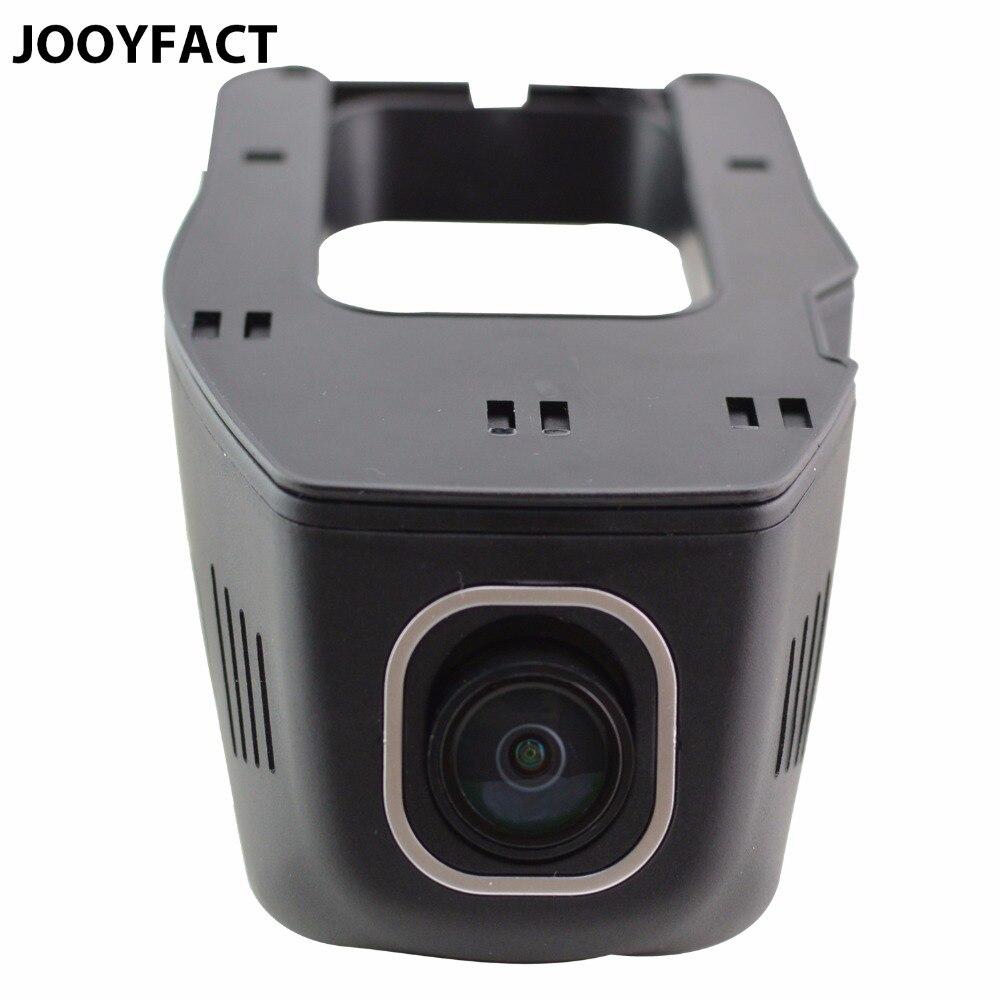 JOOYFACT A1 DVR de coche DVR registrador Dash Leva de la cámara grabadora de vídeo Digital videocámara 1080 p noche versión 96658 IMX 322 WiFi