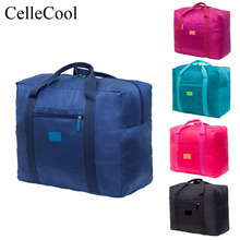 High Capacity Travel Storage Bag Clothes Tidy Pouch Luggage Organizer Waterproof Container Portable Storage Case high capacity waterproof tuban travel bag for item storage