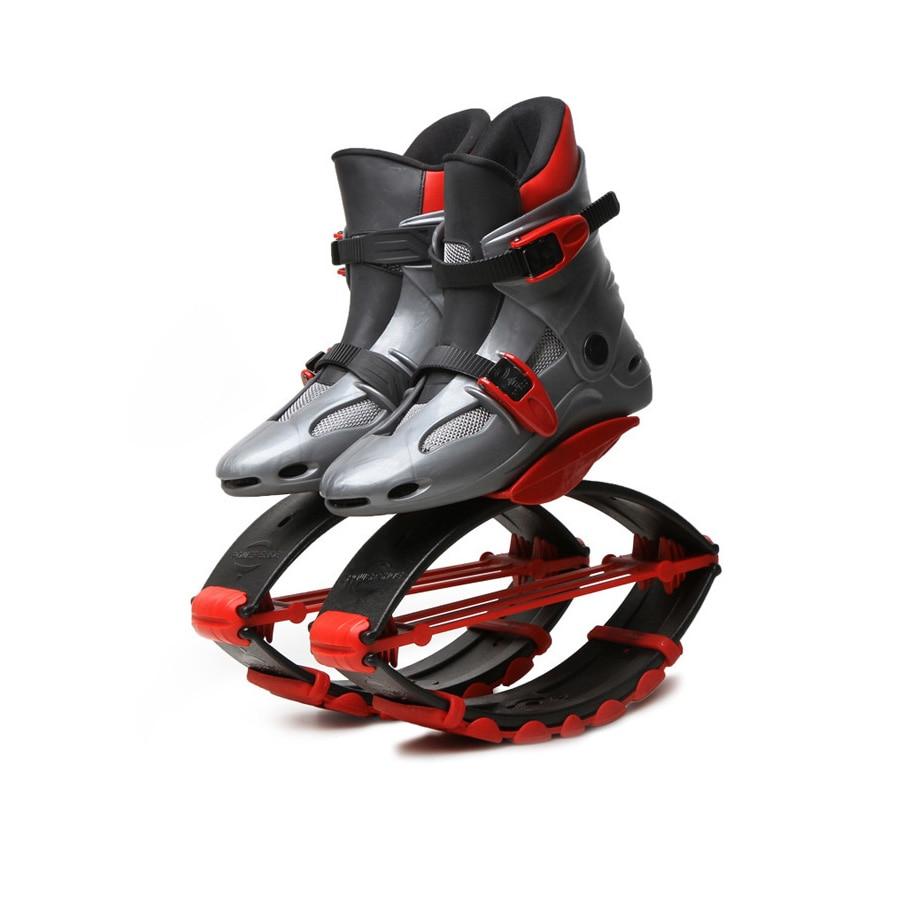 Kangaroo Jumping Shoes Slimming Body Shaping Sneakers Bouncing Sport Fitness Shoes Saltar Toning Shoes Wedge Sneaker Women Men цена