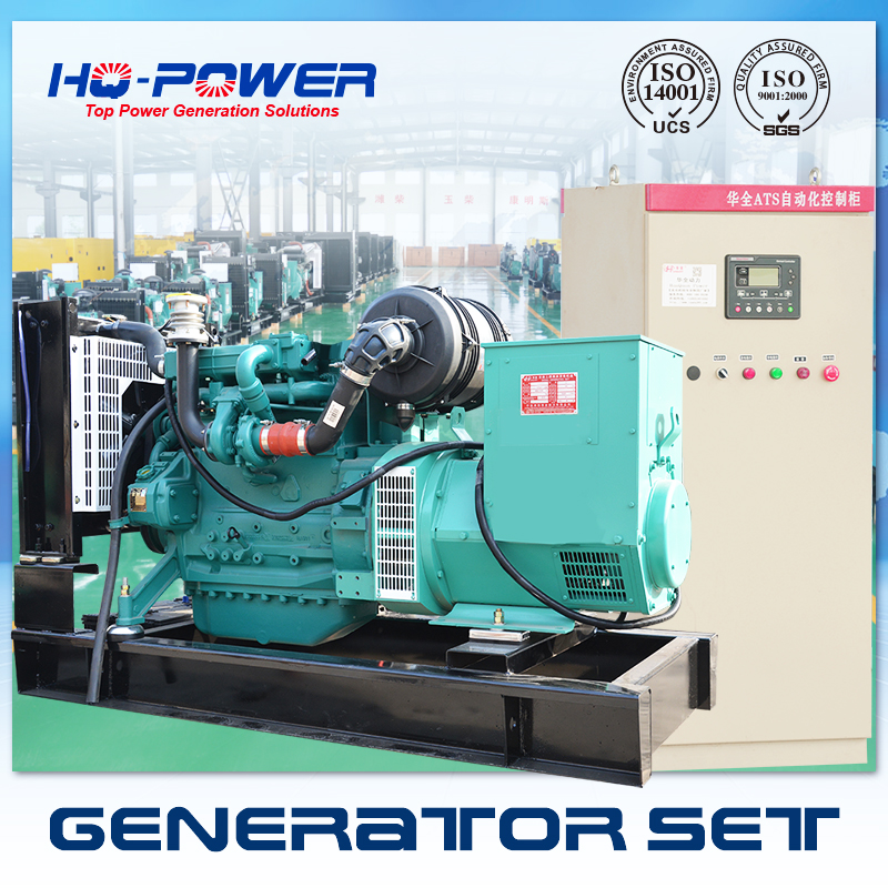 weifang huaquan factory deutz 50kw small water cooled self running diesel generator ...