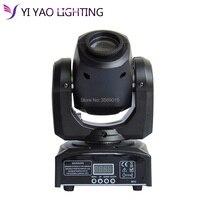High brightness dj mini 30W spot moving head light super dmx china led gobo for club
