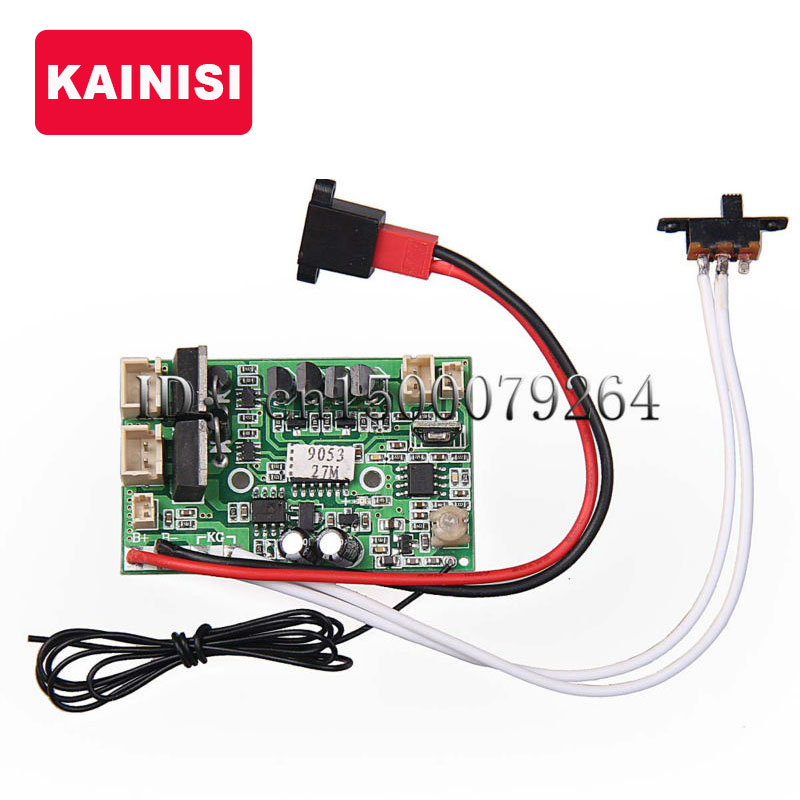 Double Horse 9053-23 controller equipment DH9053 RC helicopter spare circuit board free shipping double horse shuangma dh9101 sm9101 9101 23 controller equipment 27mhz rc spare parts rc part rc accessories