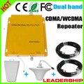 Оптовая двухдиапазонный сотовый телефон booster CDMA и WCDMA 850 МГЦ/2100 МГЦ мобильный телефон повторитель Производство CDMA 800 МГЦ 850 МГЦ