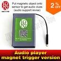 Игровой реквизит для побега из комнаты  один магнитный реквизит  магический Магнитный предмет на сенсоре  для получения аудиоподсказок  для...