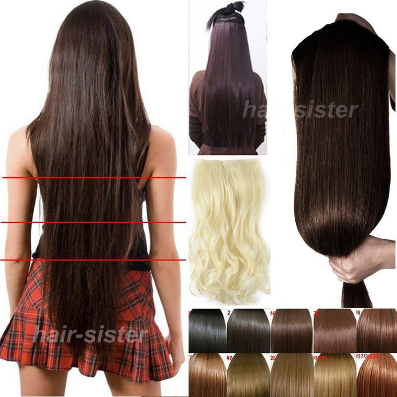 23 30 100 real thick hair long straight clip in hair extensions 23 30 100 real thick hair long straight clip in hair extensions half full head black brown blonde hair extension free shipping on aliexpress alibaba pmusecretfo Image collections