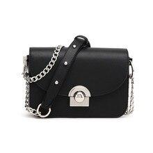 Verano Bolsa de Marca Famosa Mujeres Messenger Bag Cadenas de Cuero de LA PU las mujeres Bolsa de Hombro de La Vendimia Pequeño Mini Flap Bag Bolsas de Las Mujeres sg41