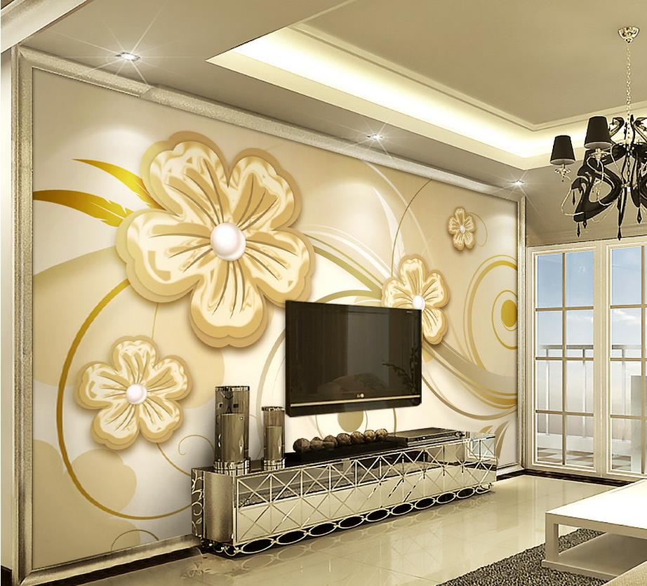 Online get cheap pearl wallpapers alibaba group - Wall decoration with pearls ...