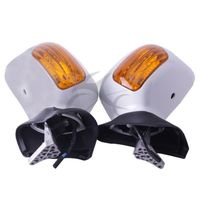 Free Shipping Motorcycle Mirrors For Honda Goldwing GL1800 Pearl White 2001 2012