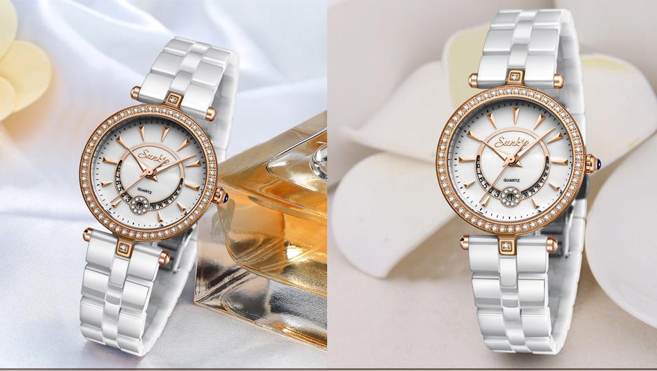 Bracelet Watch relógio Feminino Reloj de Dama