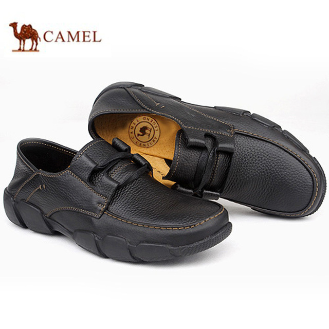 Aliexpress.com : Buy men's fashion casual shoes, genuine leather ...