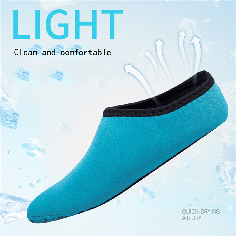 2019 NEW Adult Diving Neoprene Swimming Diving Socks Snorkel Surfing Wetsuit Water Shoes Boots Aqua Shoes #4A24 (4)