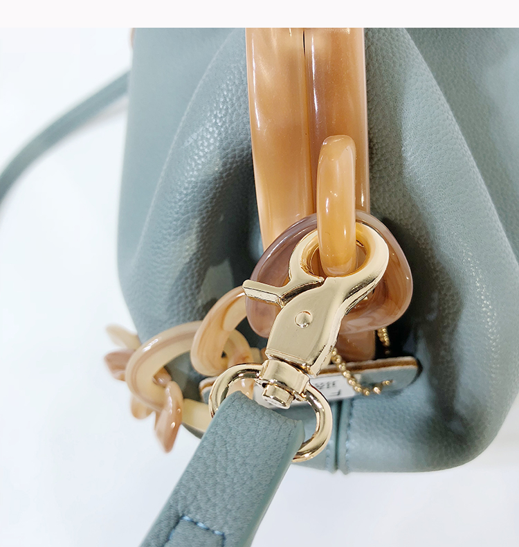 bolsa feminina corrente ombro mensageiro sacos sorvete