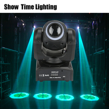 good quality mini Led 30W image moving head with led strip disco lights high bright adjust the DMX 512 Show time