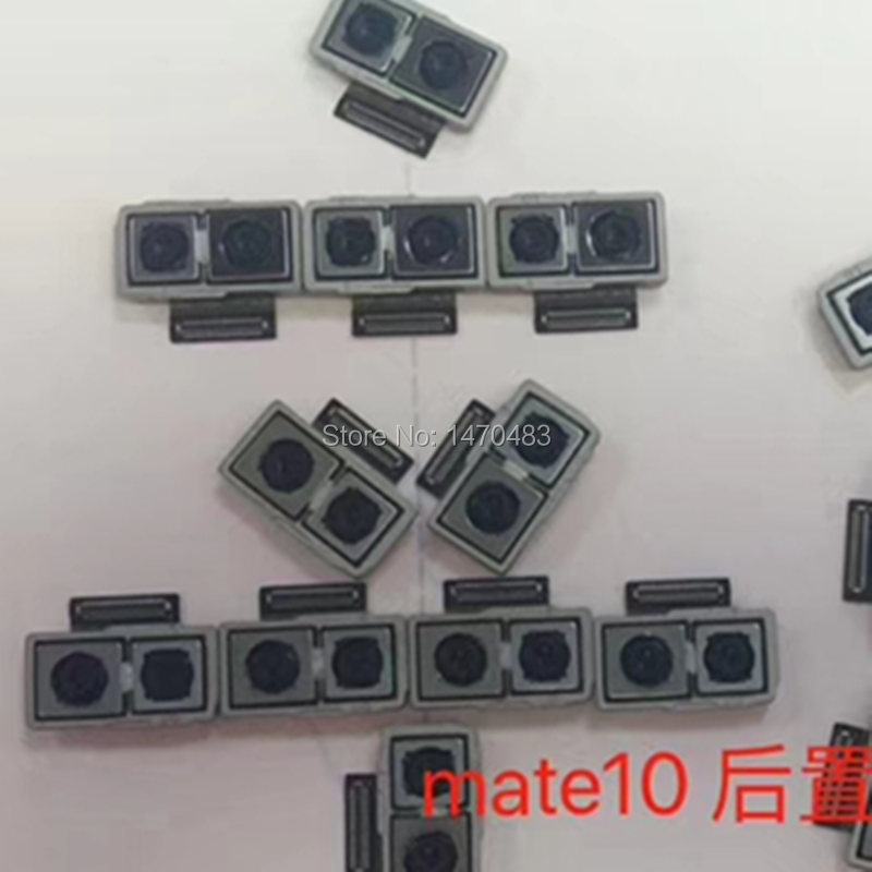 Mobile Phone Parts For Hua Wei Mate10 Back Camera/rear Camera Repair Parts For Huawei Mate 10 Smartphone+track Number