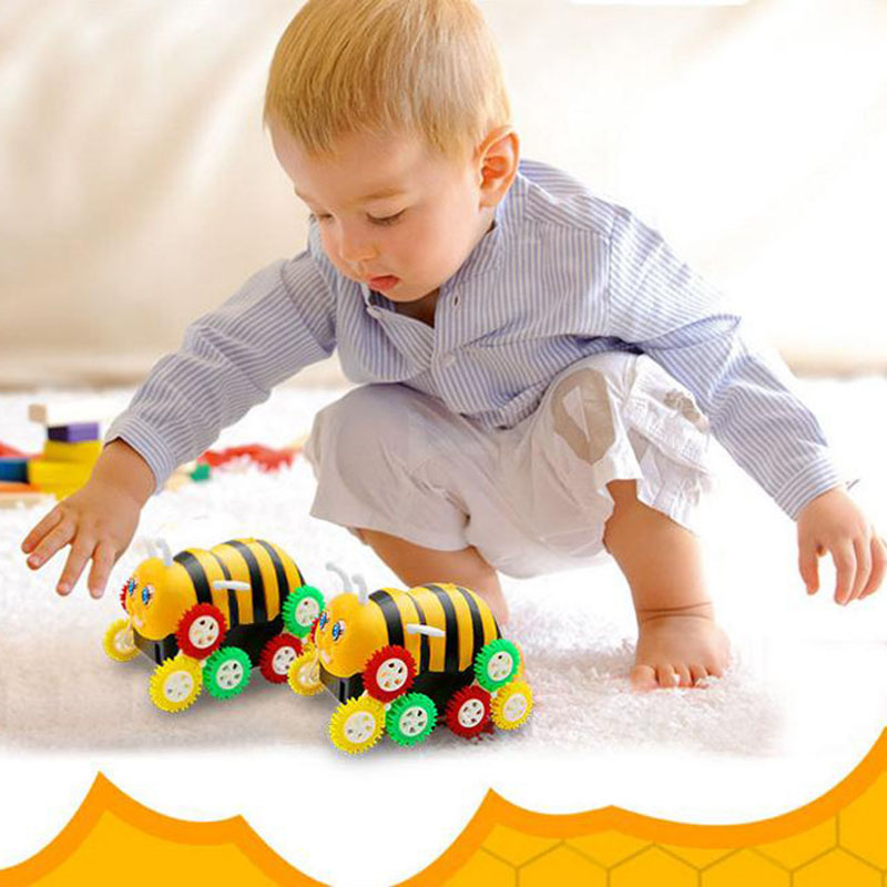 Baby toys Cute Funny Gifts Electric Colorful Carto...