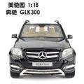 1:18 бесплатная доставка Mercedes Benz GLK300 ВНЕДОРОЖНИК Литья Под Давлением Модели Автомобиля игрушечный Автомобиль модель Автоэлектроника с Дети Игрушки Подарок Высокого качество