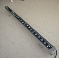 Super Bright Outdoor Project LED 24X1W IP65 Outdoor Flood Wall Washer Light Lamp CE RoHS Waterproof Yard Garden
