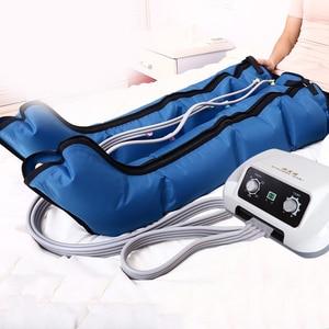 Image 2 - Air Pressure Machine Whole Body Massager Release Edema Varicosity Myophagism Waist Leg Arm Relax Instrument