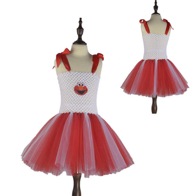 Superhero Inspired Red Black Harley Quinn Baby Tutu Dress Girls Party  Dresses Holiday Clothing Christmas Costume 9addf70fd03d